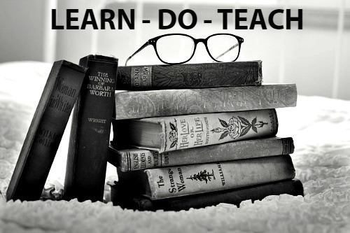 Online Marketing Tips Using Learn Do Teach Method