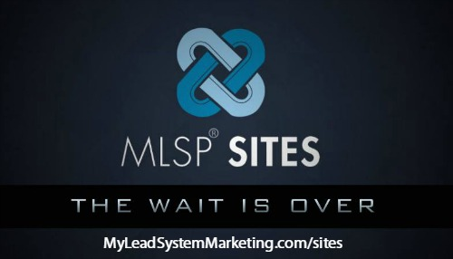 MLSP Sites Blogging Launch