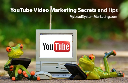 YouTube Video Marketing Secrets