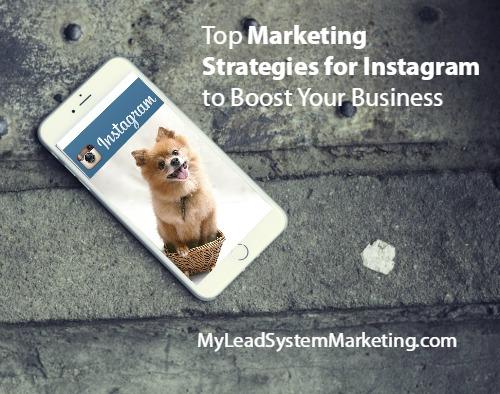 Marketing Strategies for Instagram