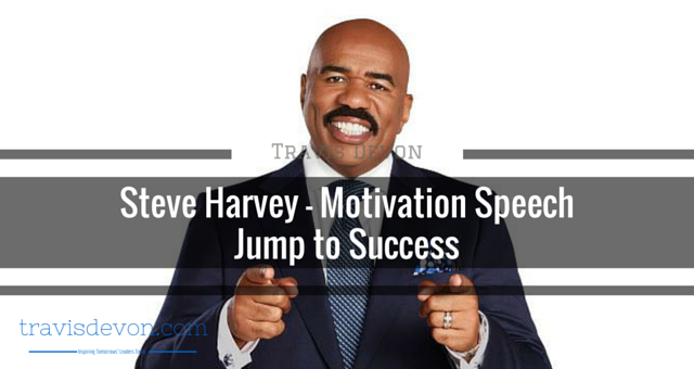 Steve Harvey – Jump to Success