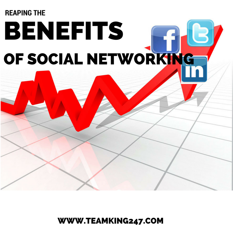 social networking and the benefits of