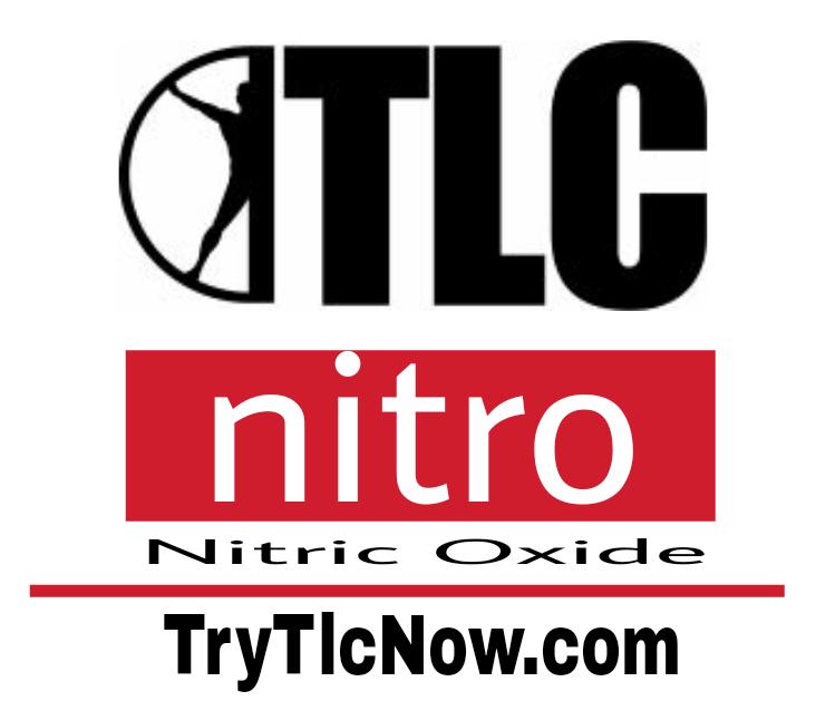 TLC Nitro – Nitric Oxide Complex