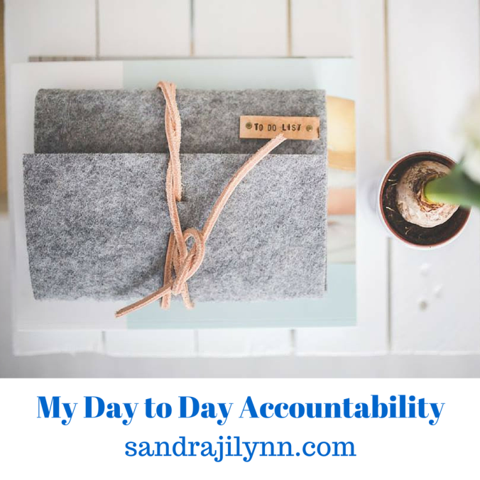 My Day to Day Accountability
