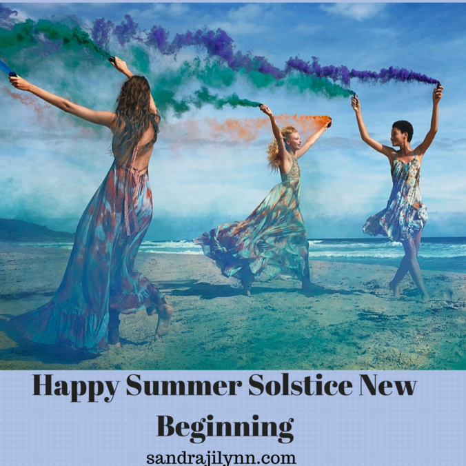 Happy Summer Solstice New Beginning (3)