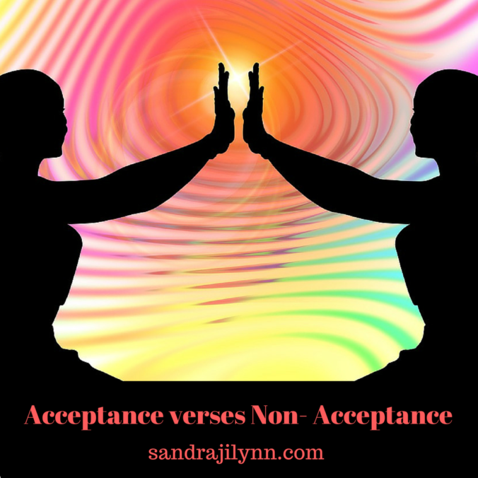 Acceptance verses Non- Acceptance
