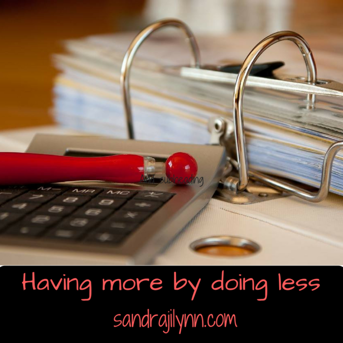 having-more-by-doing-less