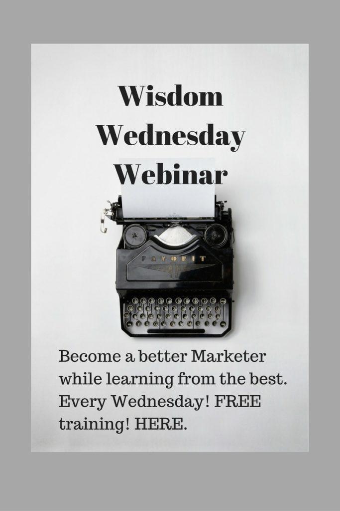 WisdomWednesdayWebinar