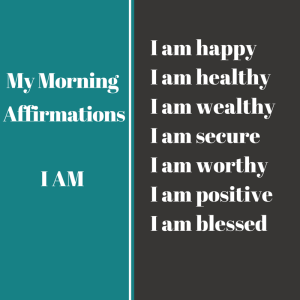 My Affirmations1
