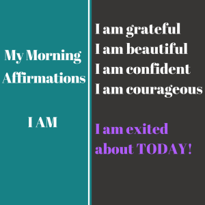 My Affirmations2