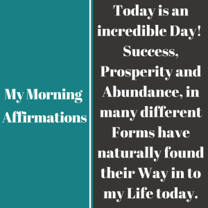 My Affirmations3