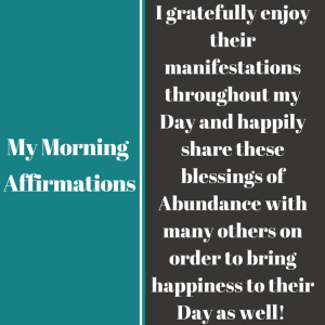 My Affirmations4