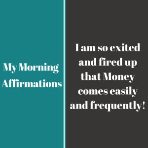 My Affirmations7