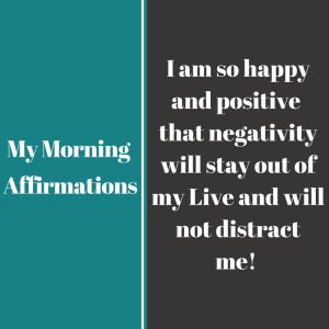My Affirmations9