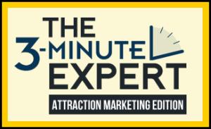 The 3 Min Expert