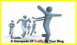 Traffic Stampede