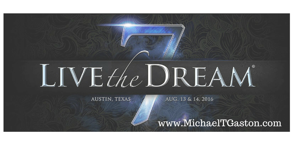 Live The Dream 7 -Twitter