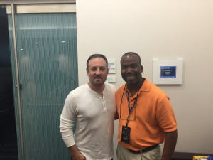 Mike Dillard with Mike Gaston