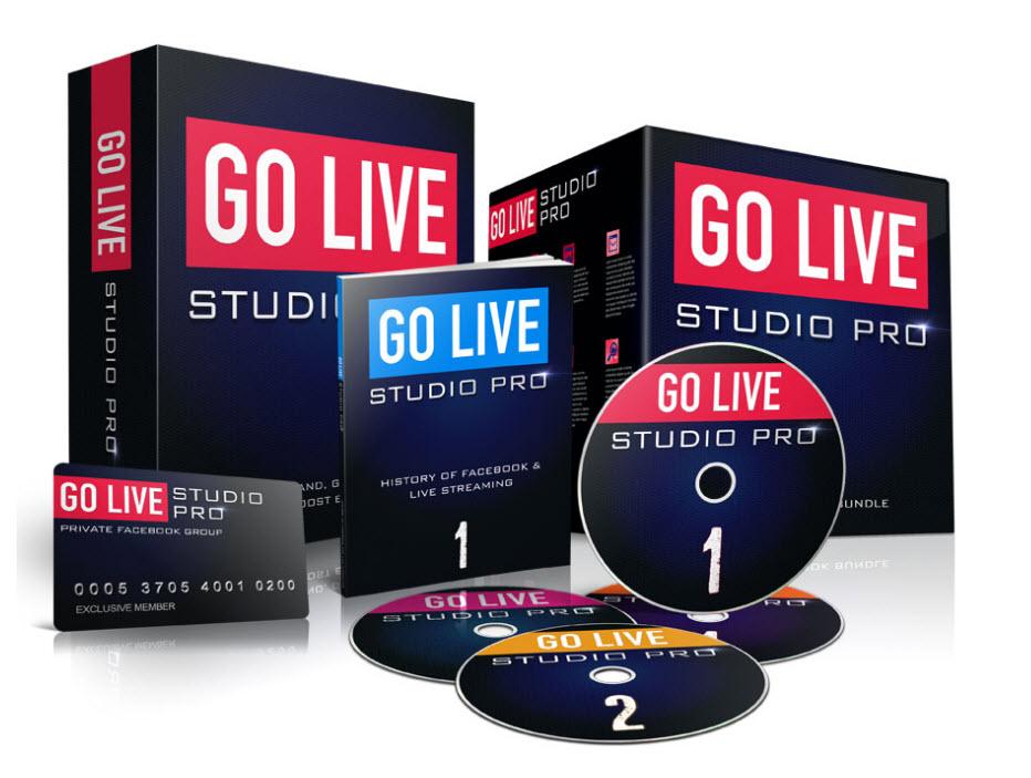 Facebook Go Live Studio Pro