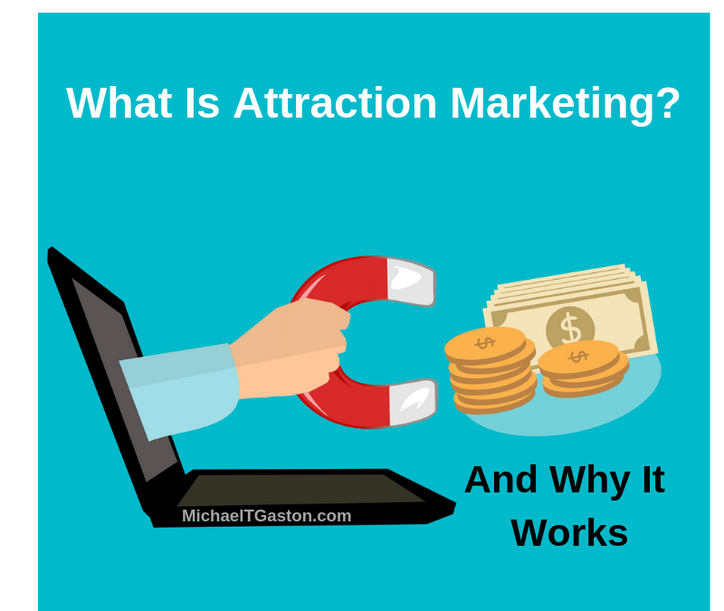 What Is Attraction Marketing – And Why It Works
