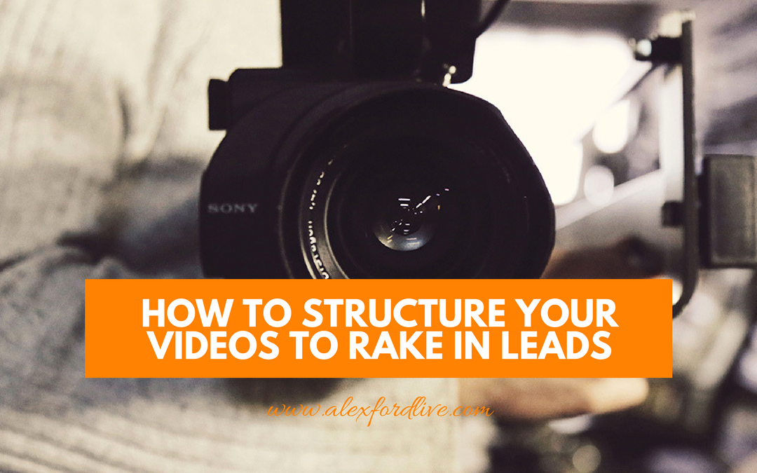 How To Structure Content On Video To Rake In Leads