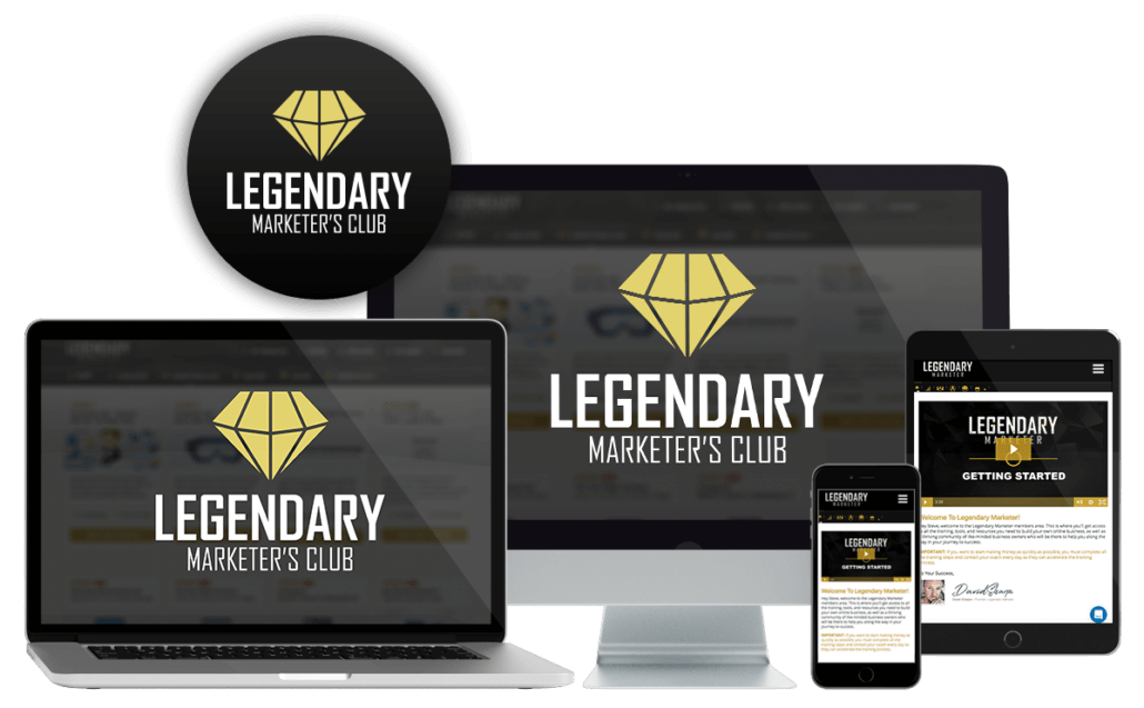 Legendary Marketer Products Review