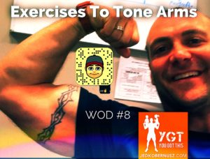 Exercises To Tone Arms
