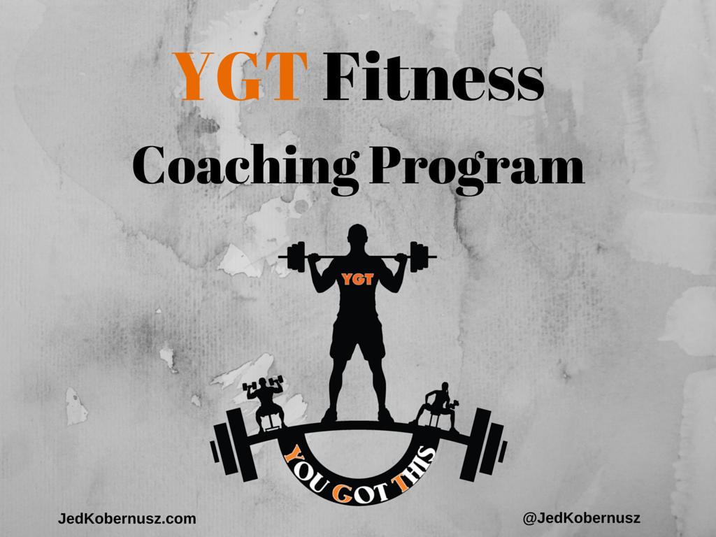 YGT Fitness Coaching Program