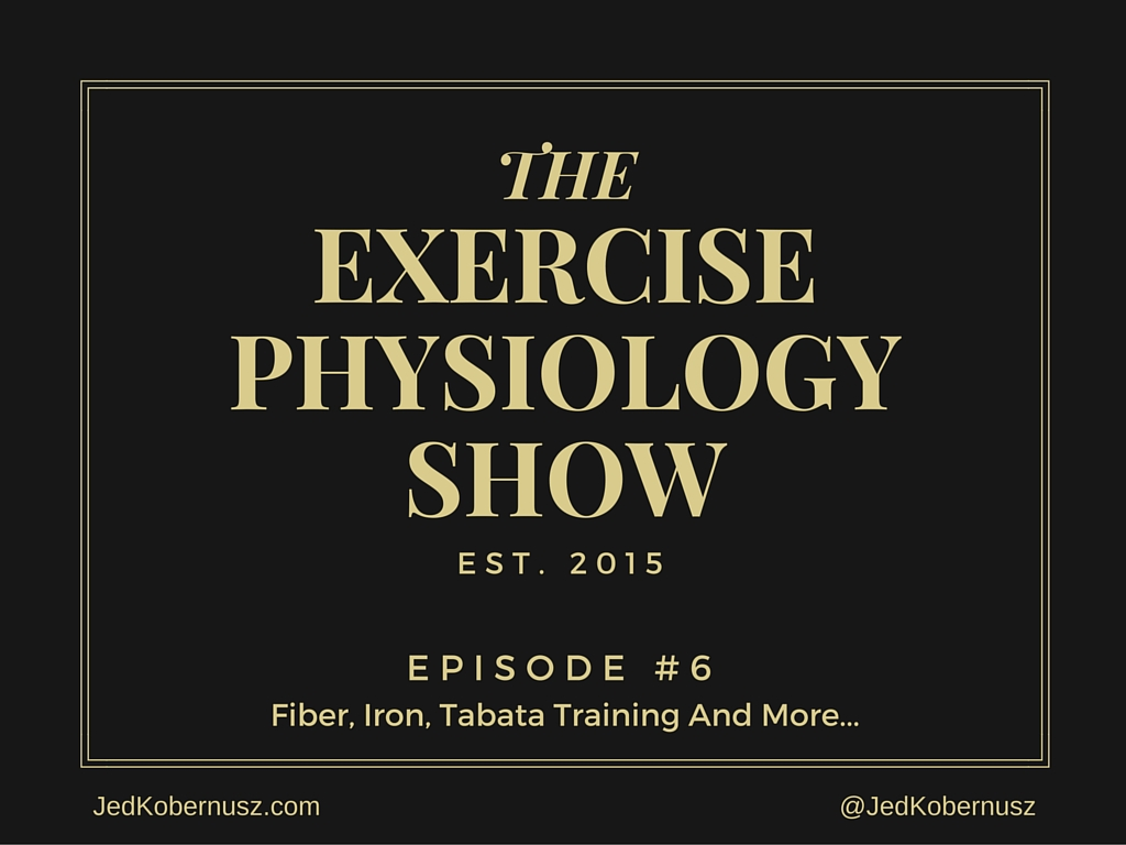 THE Exercise Physiology Show