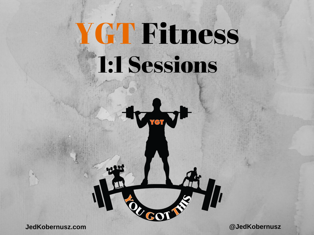YGT Fitness 1:1 Sessions