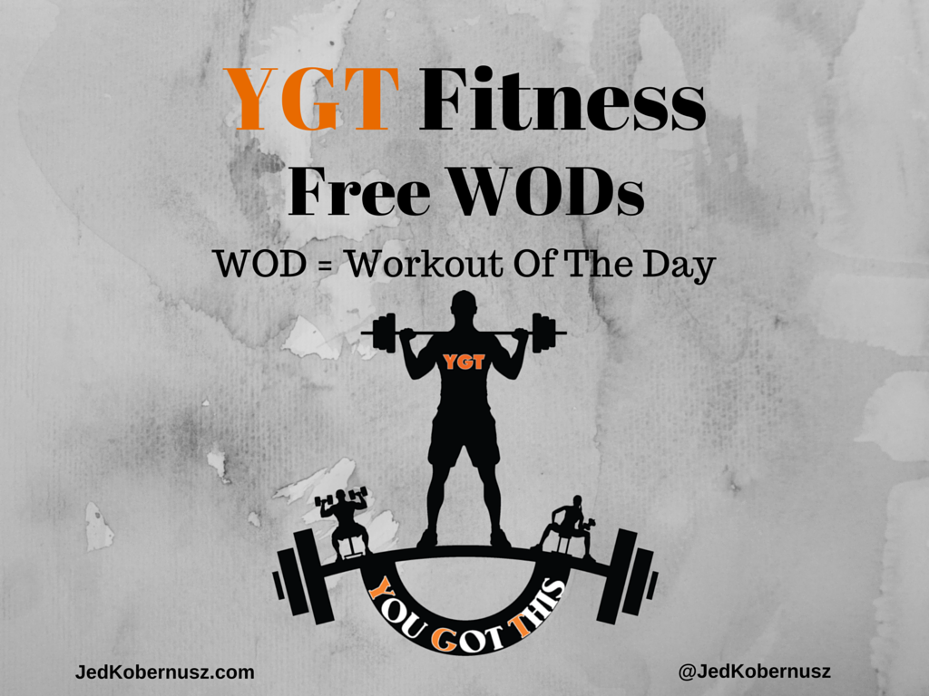 YGT Fitness Free WODs