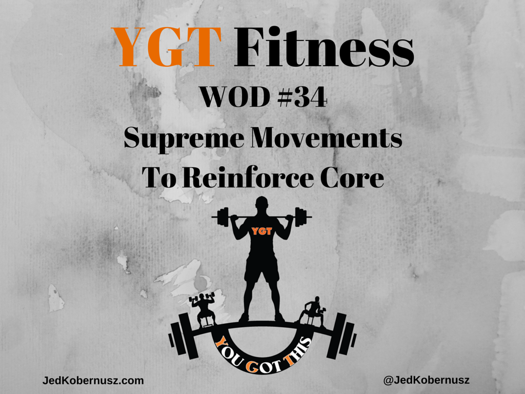 Supreme Movements To Reinforce Core