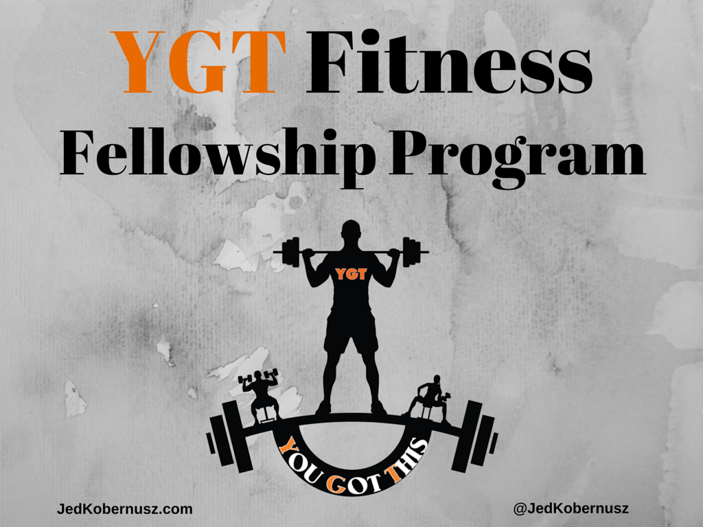 YGT Fitness Fellowship Program