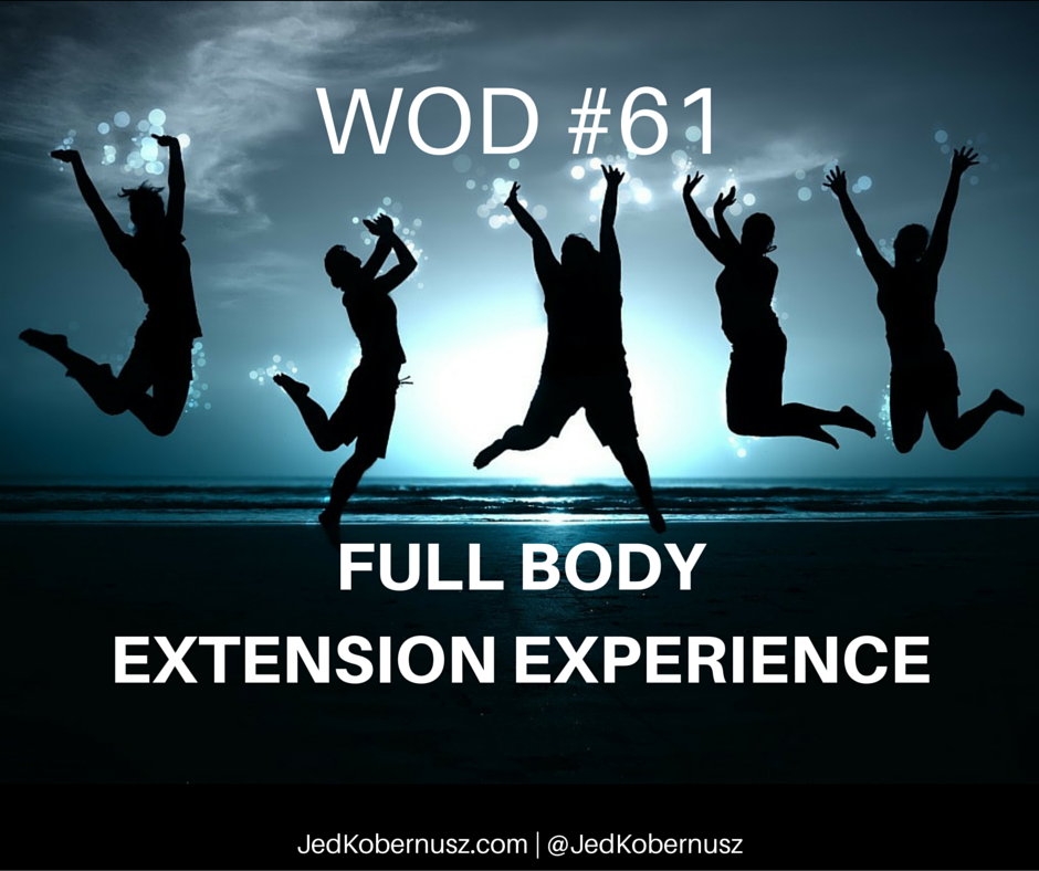 Full Body Extension Experience