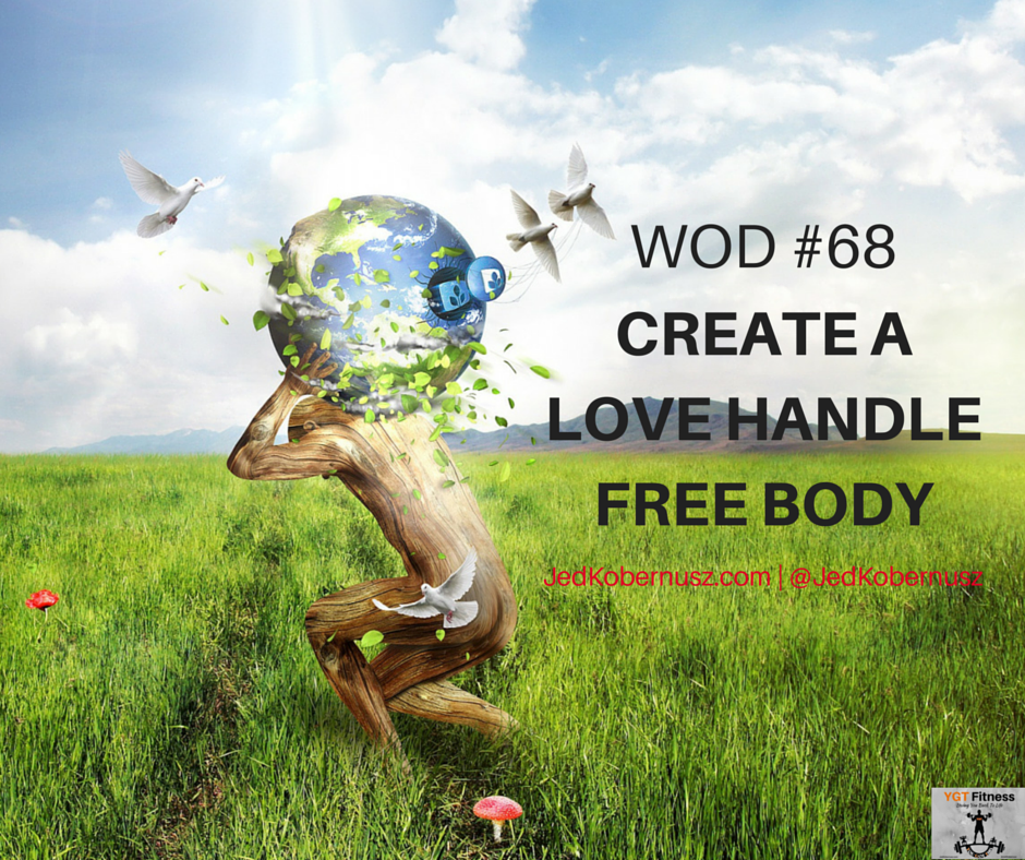 Create Love Handle Free Body