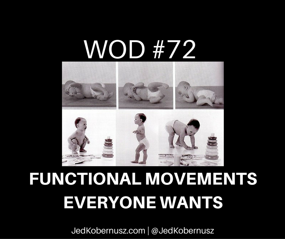 Functional Movements Everyone Wants