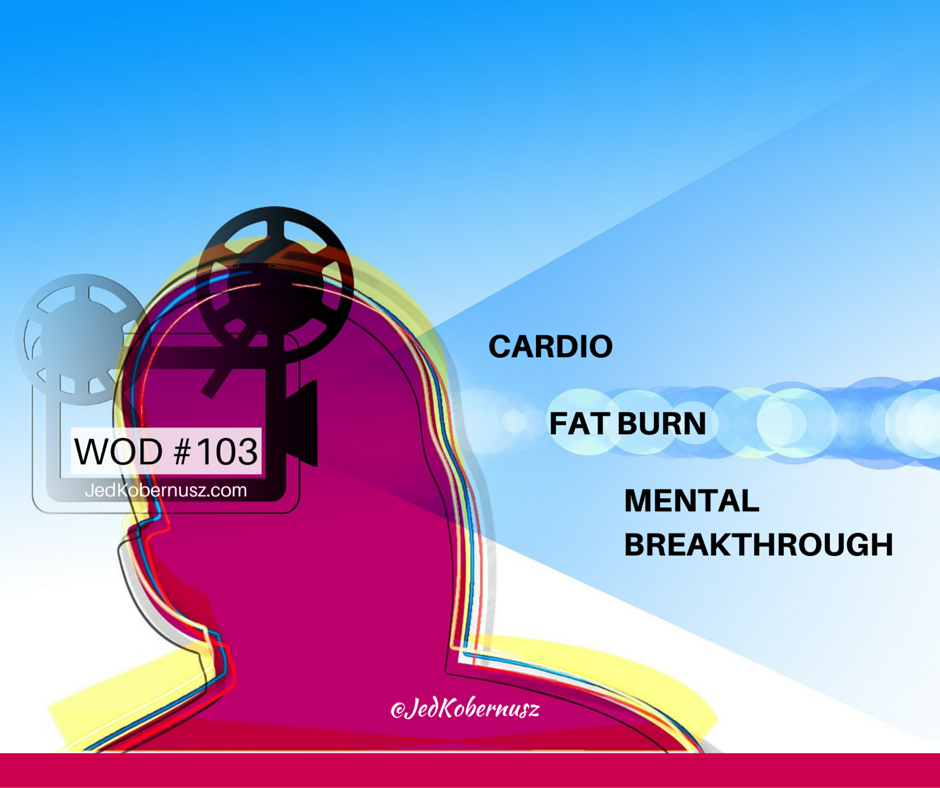 Cardio FatBurn Mental Breakthrough