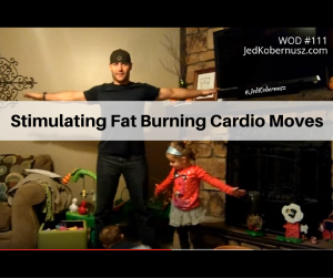 Stimulating FatBurning Cardio Moves