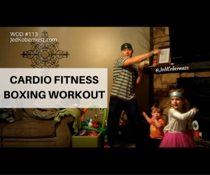 Cardio Fitness Boxing Workout