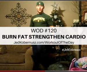 Burn Fat Strengthen Cardio