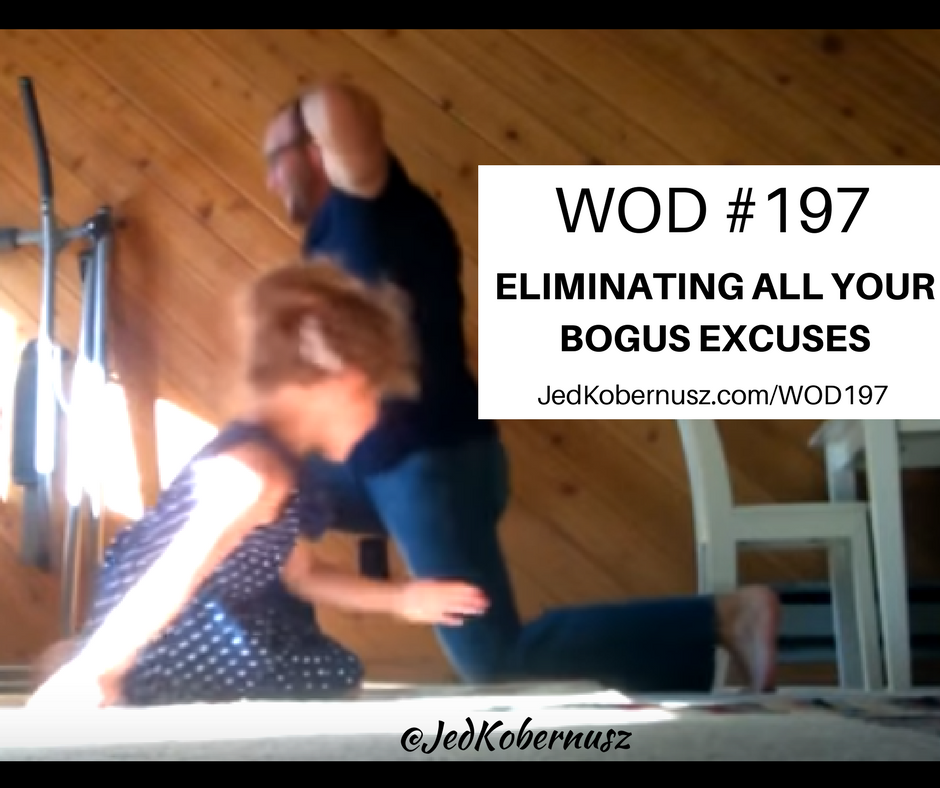 Eliminating All Your Bogus Excuses
