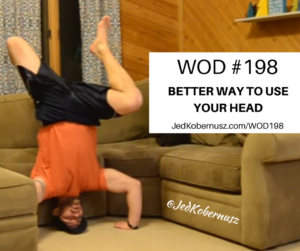 Better Way To Use Your Head
