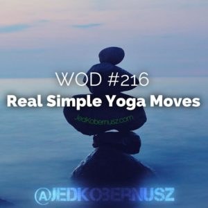 Real Simple Yoga Moves