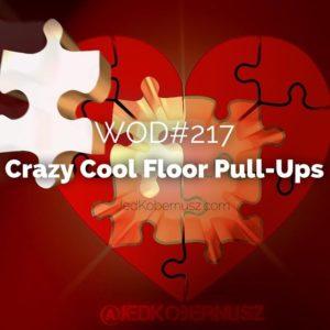 Crazy Cool Floor Pull-Ups