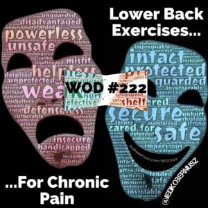 Lower Back Exercises For Chronic Pain