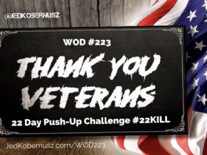 22 Day Push-Up Challenge 22KILL