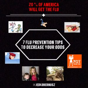 Seven Flu Prevention Tips