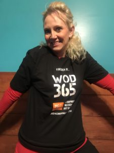 First 365 WOD Journey Finisher