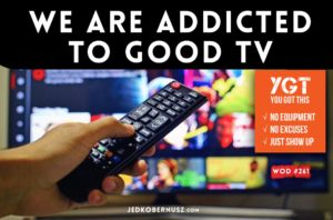Addicted To Good TV