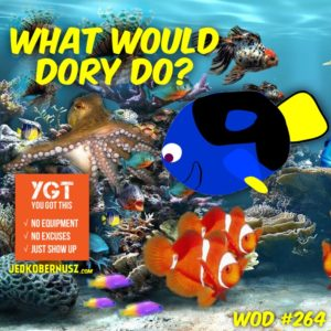 What Would Dory Do